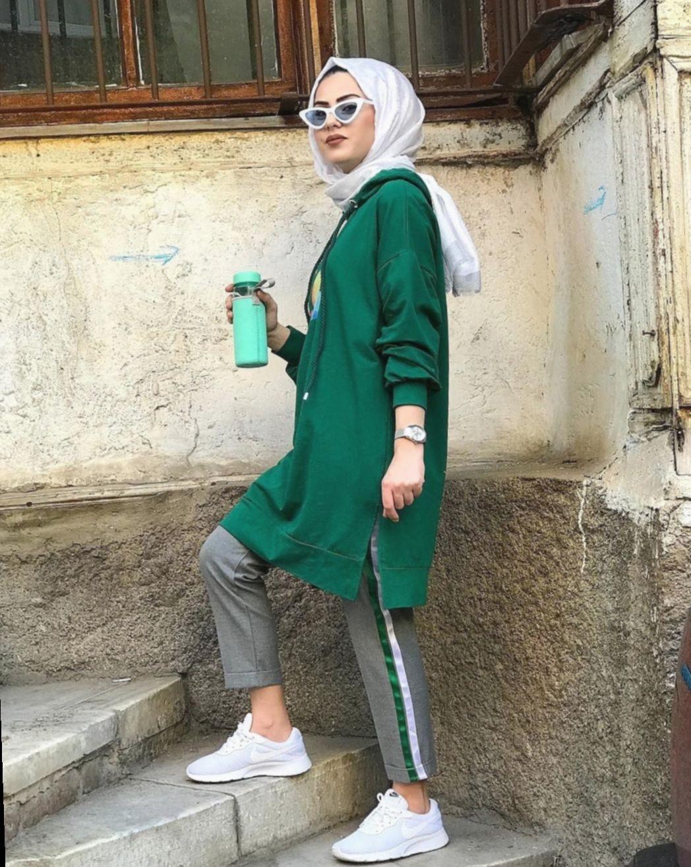 fitness outfits women hijab instafit instafitfam 1