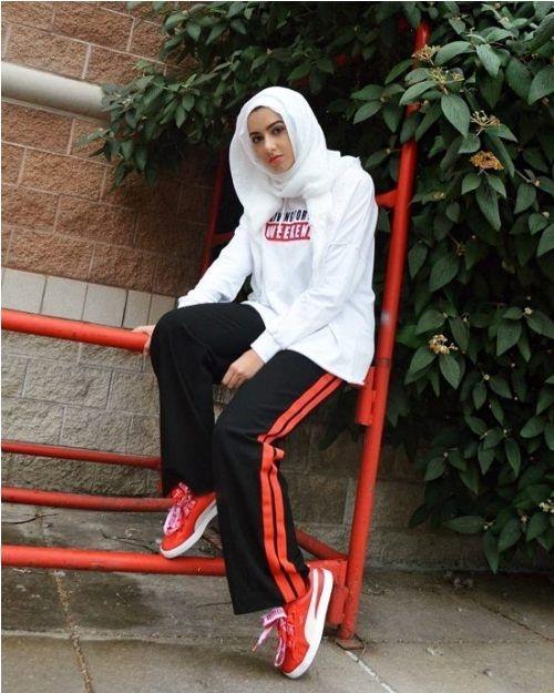 hijab outfits for the gym hijab fashion hijab outfit 1
