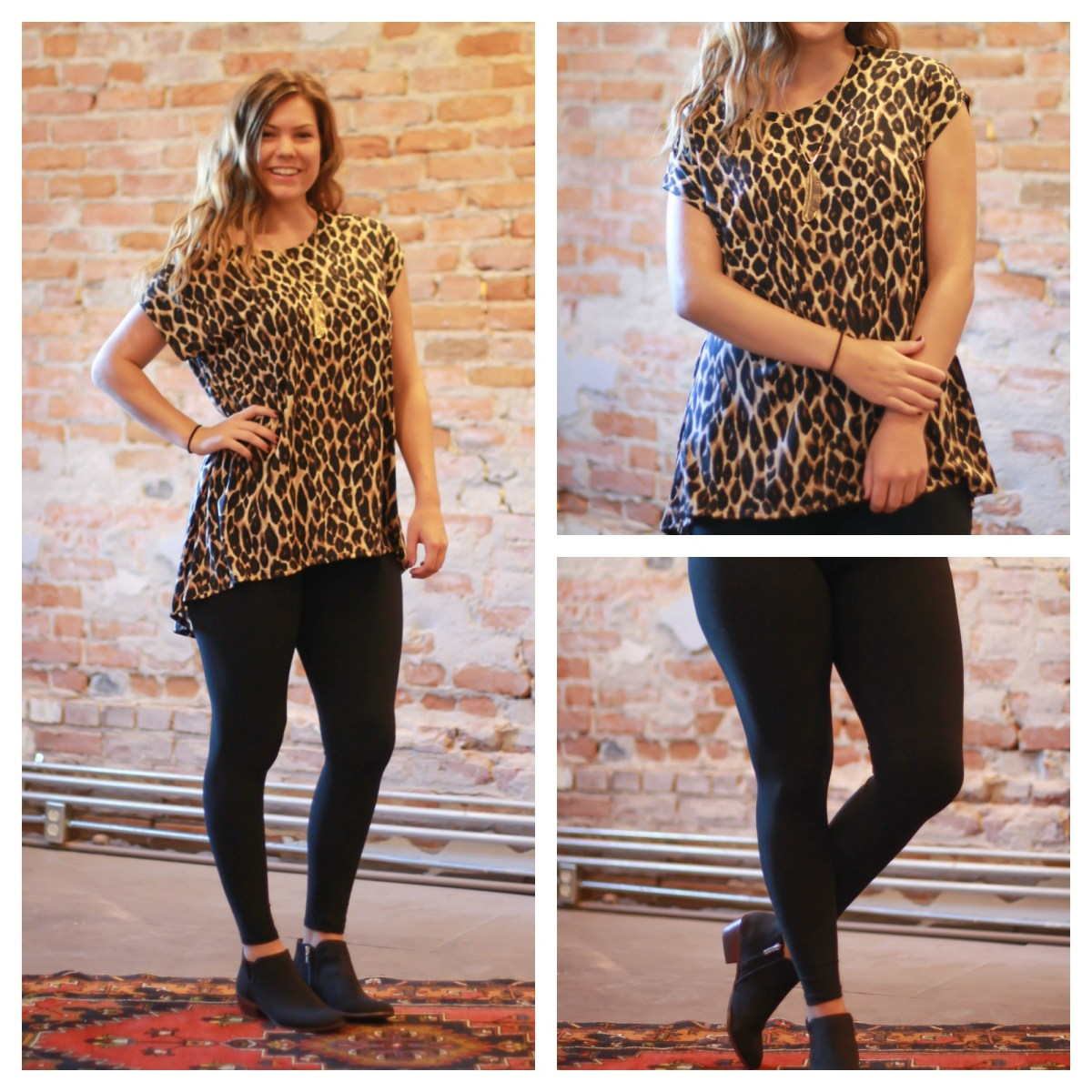 how to style our butter soft leggings and simply basics