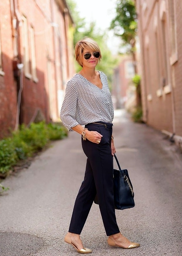 how to style the perfect interview outfit to make an