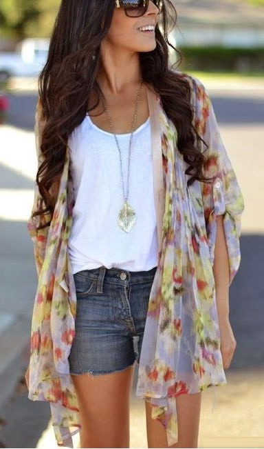 how to wear kimono my summer street style 2020 become chic