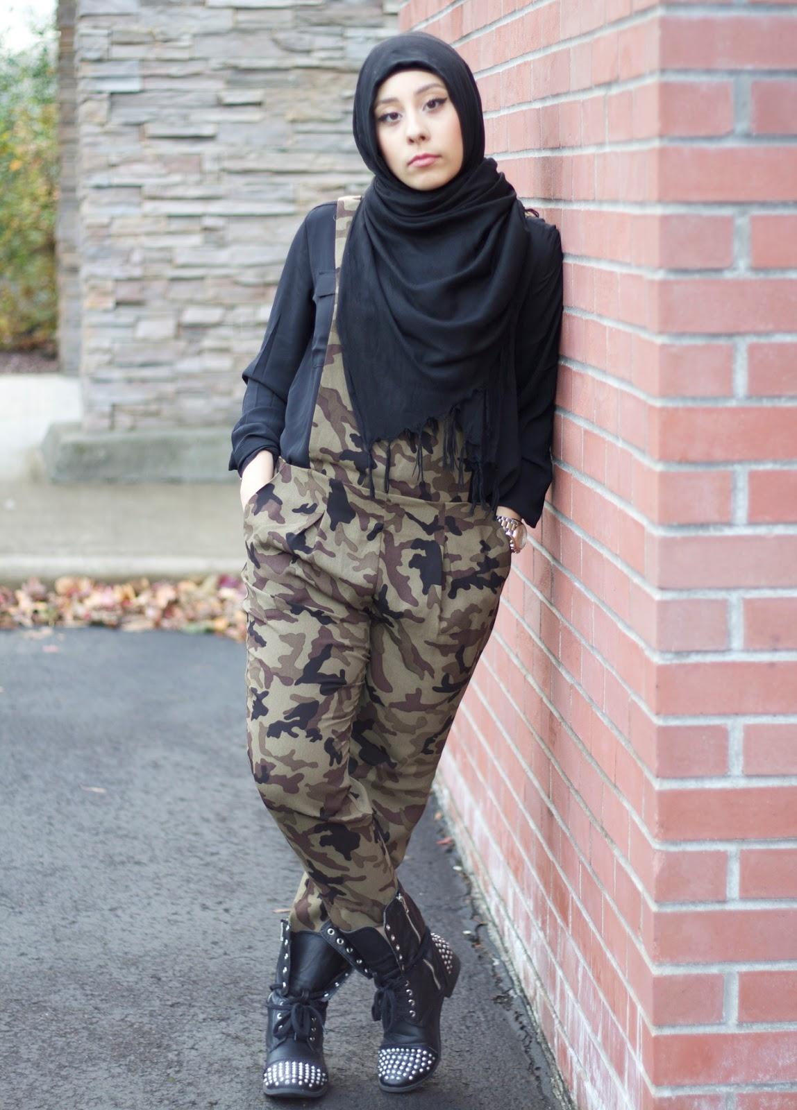 kumpulan style hijab hip hop yang trenddy dan masa kini