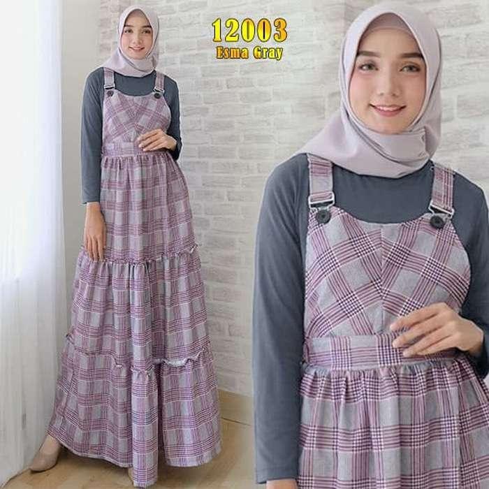 model baju gamis kodok terbaru hijab muslimah 2