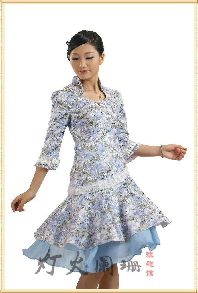 modern cheongsam formal dresses cheongsam cocktail dress