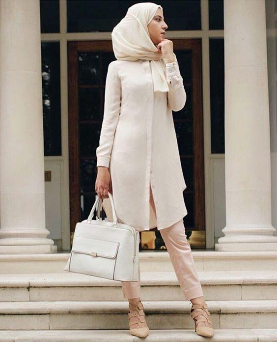 pakaian formal hijab untuk melamar kerja baju adat