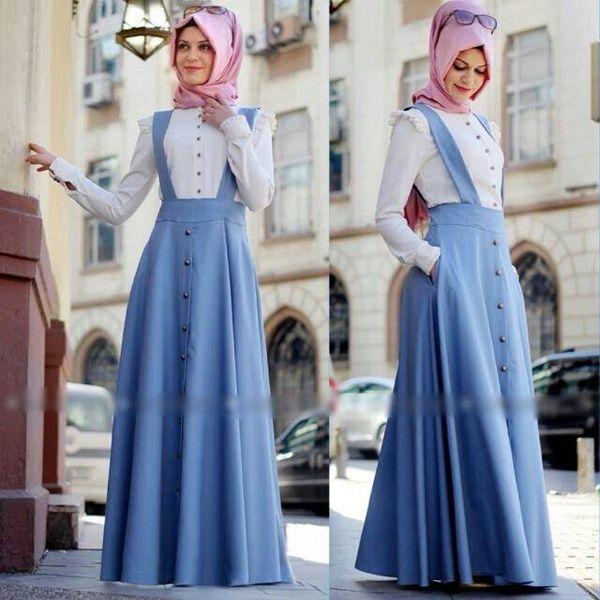 pin oleh siddeeka gaffar di dp girls gaya hijab baju