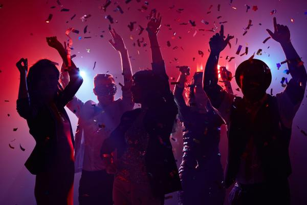 Grade 6/7 Dance Party
