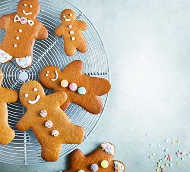Gingerbread people experience langley