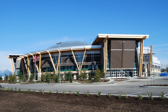 experience langley sports centre