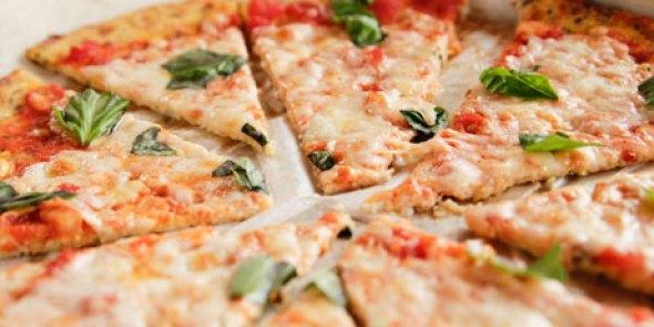 cauliflour pizza experience langley