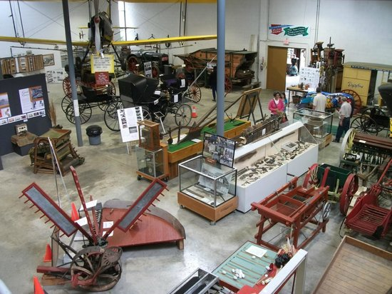 BC Farm Museum open