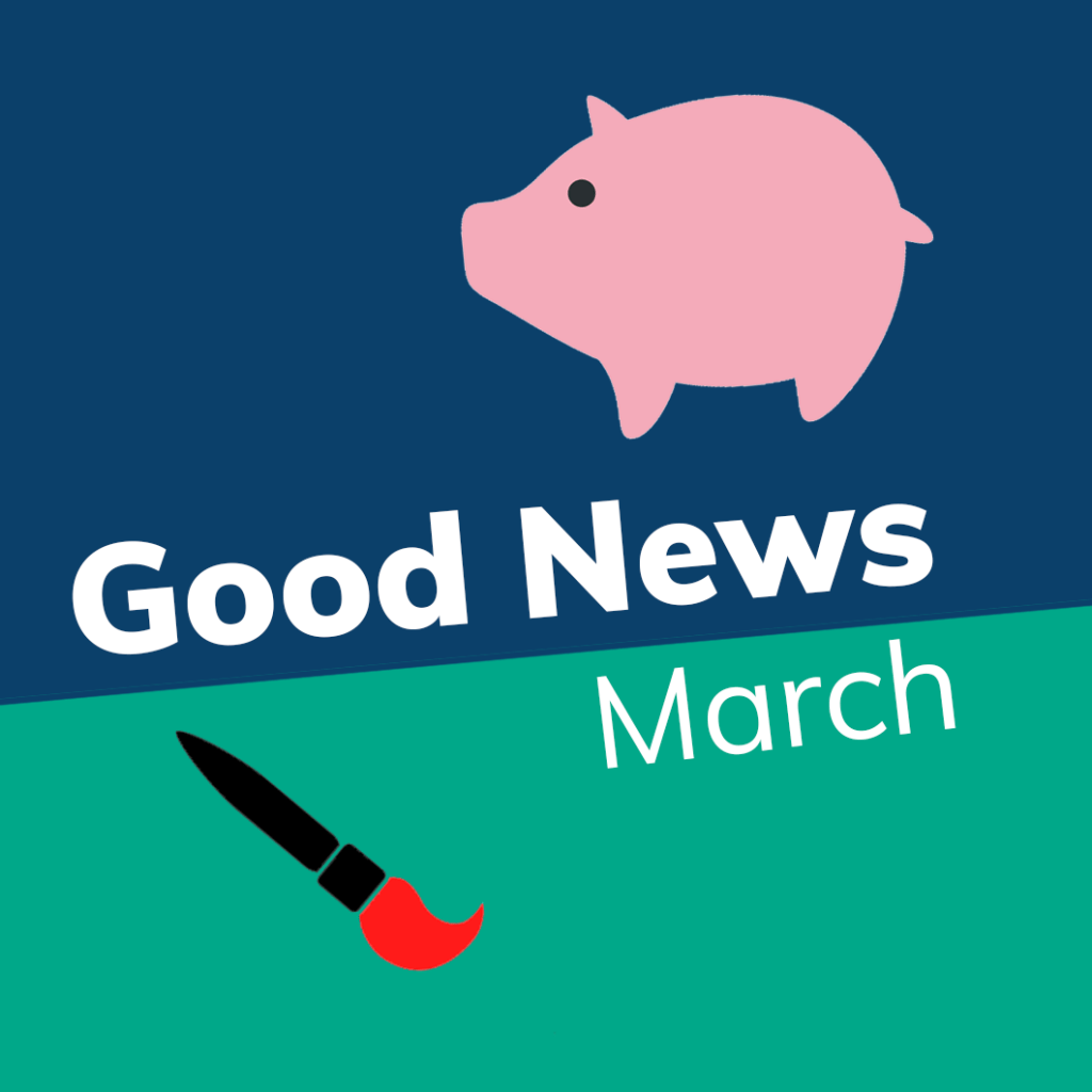 langley good news march