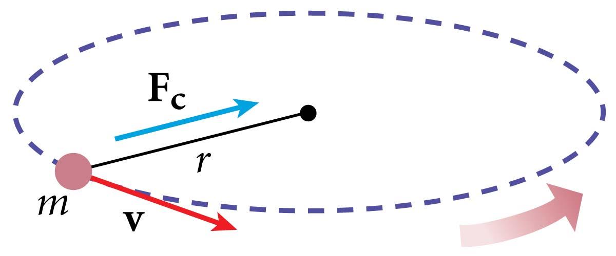 Image result for centripetal force