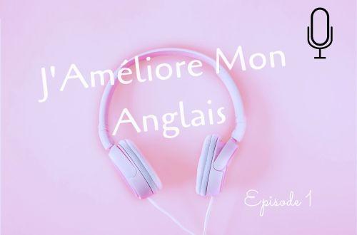 podcast anglais