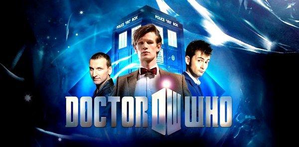 doctor who anglais