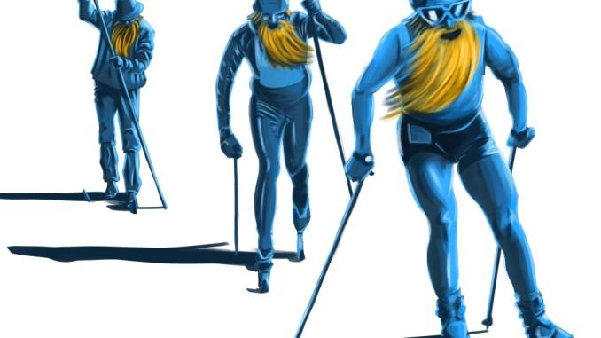 Alliansloppet er verdens største løb på rulleski, hvor der hvert år deltager flere danskere.