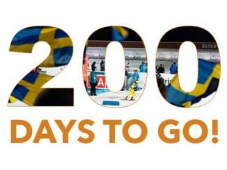 200 dage til VM i skiskydning i Østersund