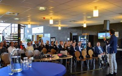Snelle Groeiers Programma van EY en Provincie Overijssel
