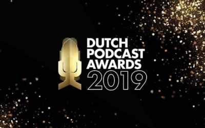 Stem op BNR Ondernemerstaboe voor de Dutch Podcast Awards