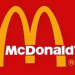 McDonalds försäljning hittills i år och under maj månad