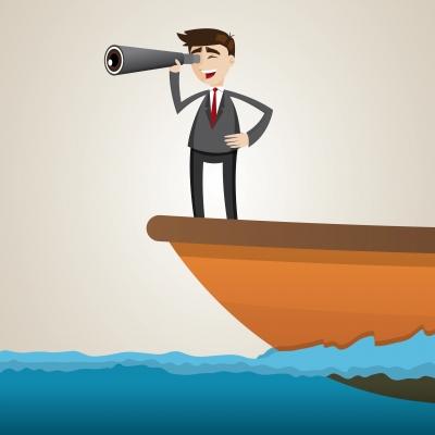 Sitt still i båten som investerare