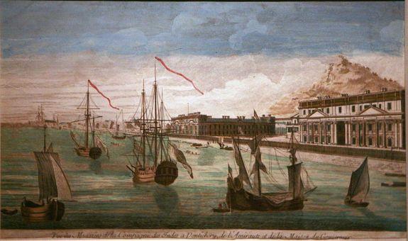 Nederländska Ostindiska Kompaniet - en jätte av sin tid