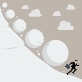 Ränta-på-ränta effekten är som en snöboll som växer