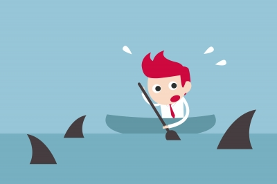 Var extra försiktig när du fiskar i mindre vattendrag
