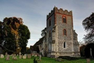 North Stoke Church
