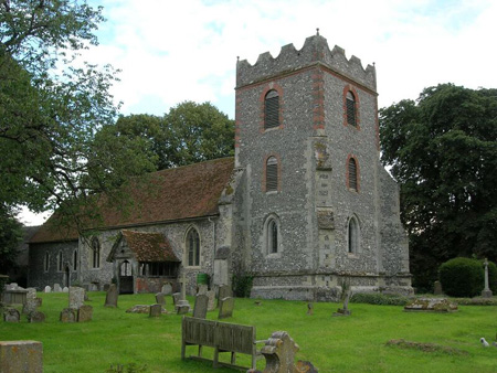 North Stoke Church