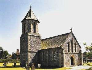 St John the Evangelist Church, Stoke Row