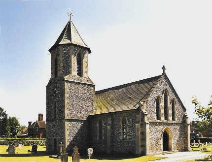St John the Evangelist Church, Stoke Row
