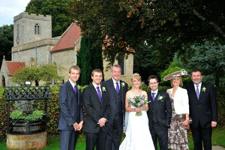 "A Wedding at Checkendon - courtesy of ""Charlotte Snowdon Photography"""