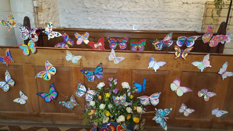 Checkendon Church Flower Festival May 2019