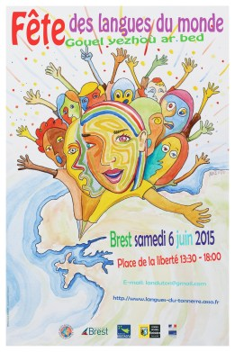 Affiche fdl2015