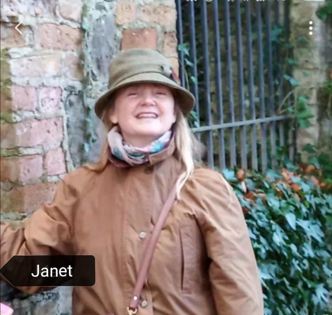 Picture of Janet Hughes