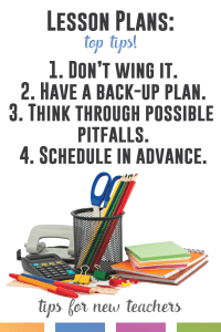 No matter your subject area, a few truths exist about creating lesson plans. When you write lesson plans, remember: