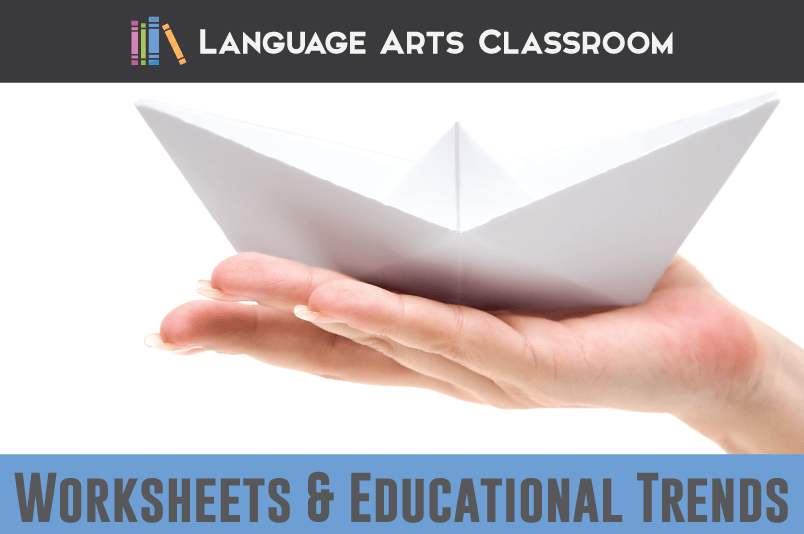 Use A Worksheet? You're Not a Bad Teacher