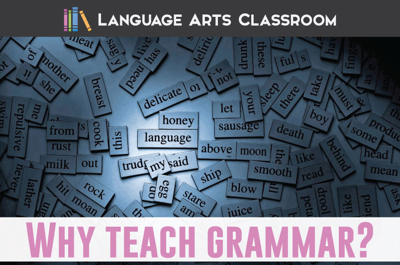 Misconceptions about Teaching Grammar
