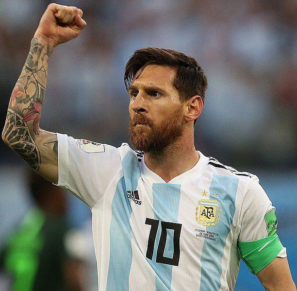 Main Report – Week 17: Leo Messi