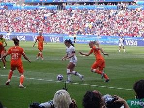 2019 Women's World Cup Final
