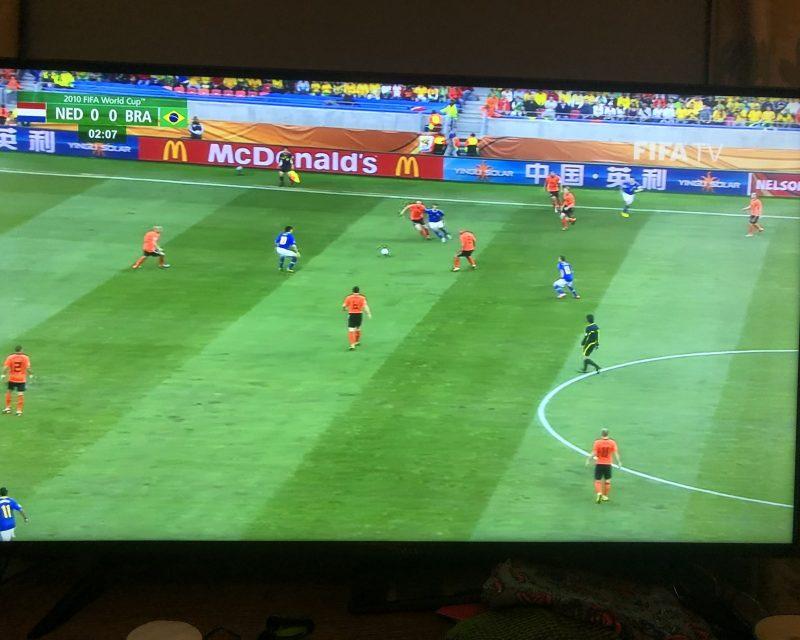 Football Language Podcast: World Cup 2010 Brazil vs Netherlands