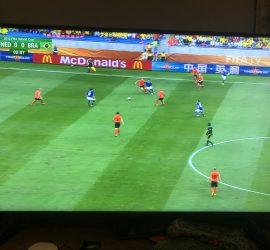 2010 World Cup Brazil v Netherlands