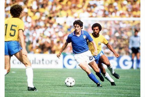 Football Language Podcast: World Cup 1982 Brazil vs Italy