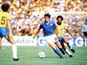 1982 World Cup Brazil v Italy