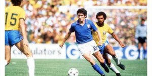 1982 World Cup Brazil v Italy