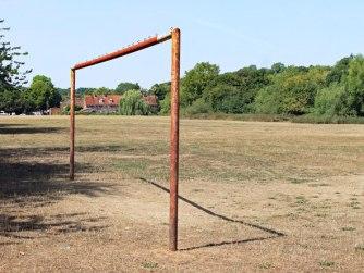 rusty goal