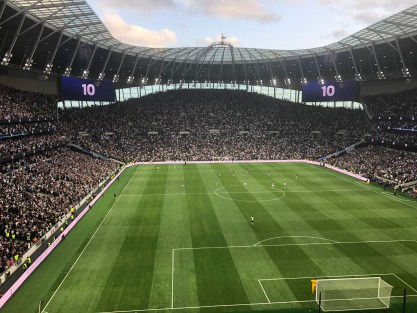 Tottenham 3-1 Aston Villa (August 2019)