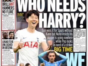 Who Needs Harry?