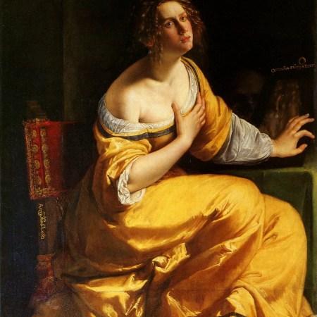 Artemisia Gentileschi: a symbol of modernity. (Italian Level B2). 9